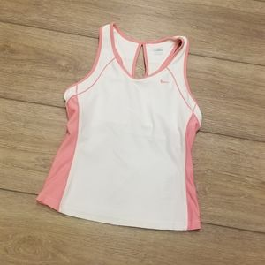 Nike work out gym t shirt blouse